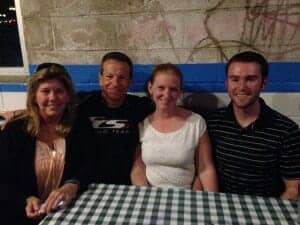 2014.02.23 - Mary Grace, Frank, Amy and David