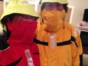 Gill Jacket Selfie