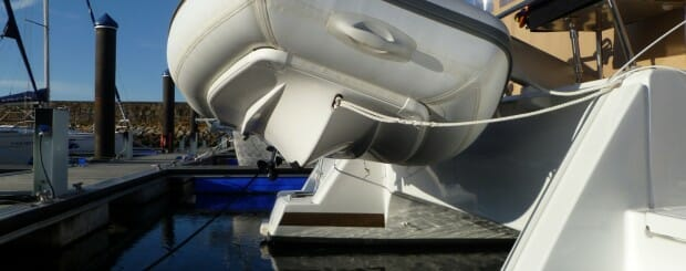 Out Chasing Stars Choosing a Dinghy for Your Cruising Boat