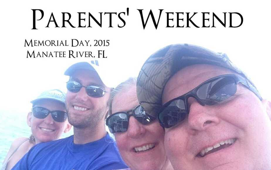 Parent's Weekend 2015