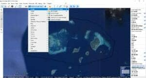Choosing your map in SAS Planet