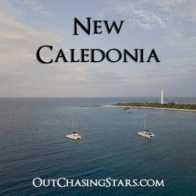 OCS Guide to New Caledonia's Southern Lagoon