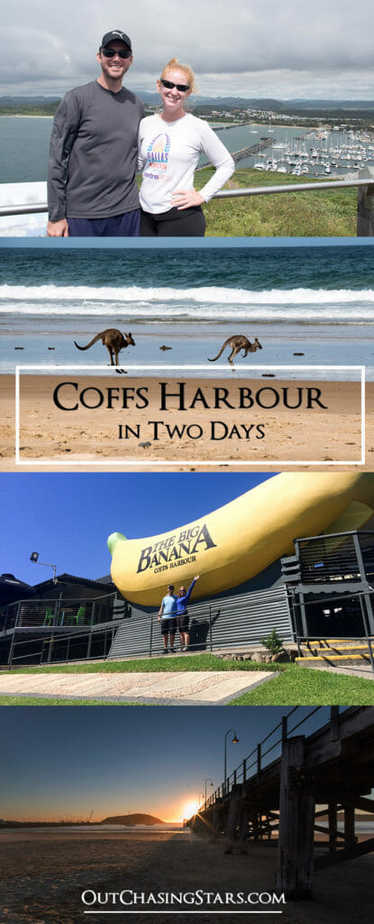 We had a fantastic two days in Coffs Harbour doing entirely FREE things!